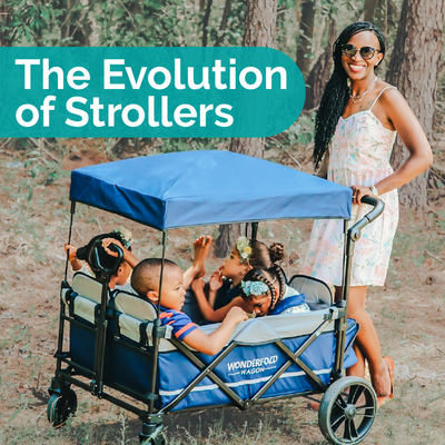 The Evolution of Strollers