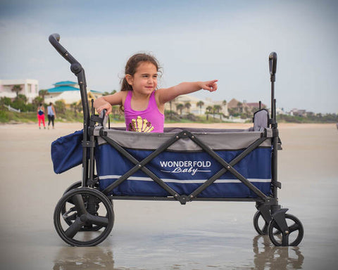 wonderfold stroller wagon x4 4 seater quad