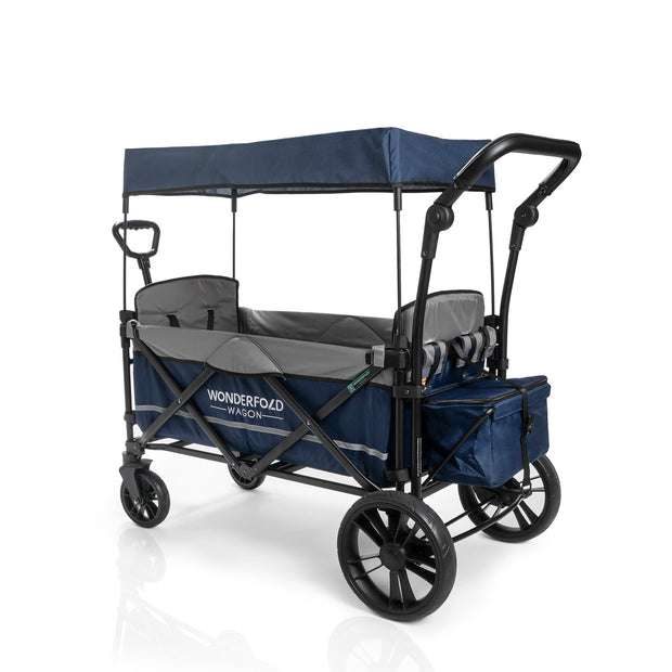 X2 Pull & Push Double Stroller Wagon (2 Seater)
