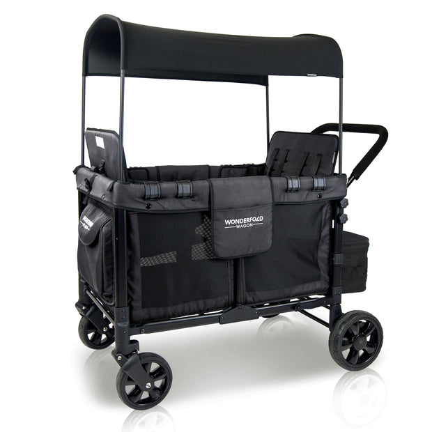 W4 Multifunctional Quad Stroller Wagon (4 Seater)