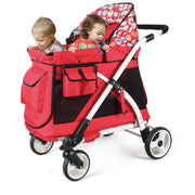 MJ01 Chariot Mini Single Stroller Wagon (1 Seater)