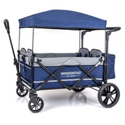 Pull & Push Quad Stroller Wagon 4 Seater (X4)