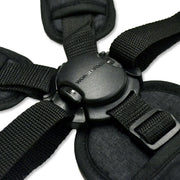 Automatic Magnetic Seatbelt Buckle with 5-Point Harness Set