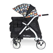 Multifunction Heavy Duty Single Stroller Wagon (MJ01 Chariot Mini)