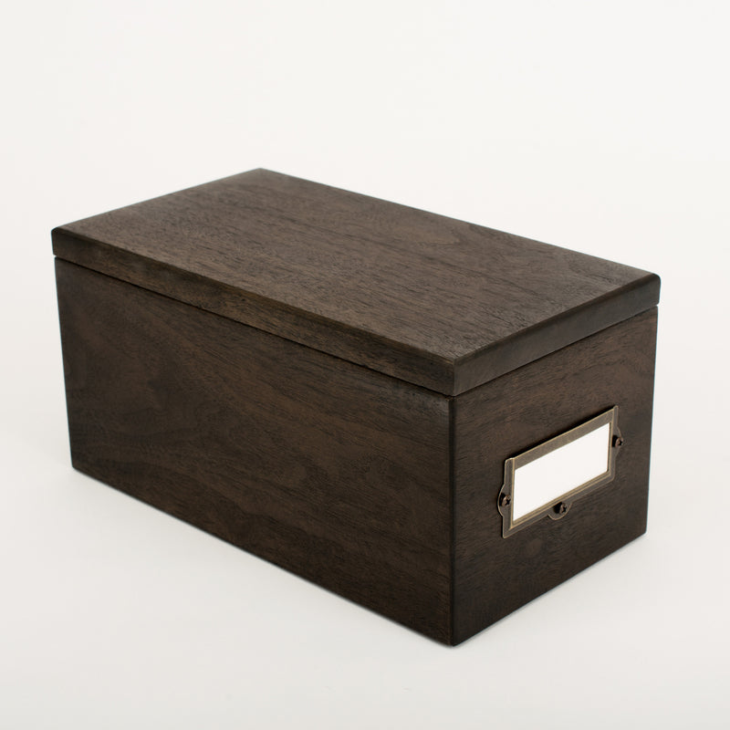 Polaroid Box in Sable