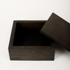 Medium Keepsake Box in Sable
