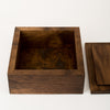 Small Keepsake Box in Caraway