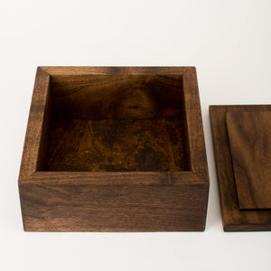 Medium Keepsake Box in Caraway