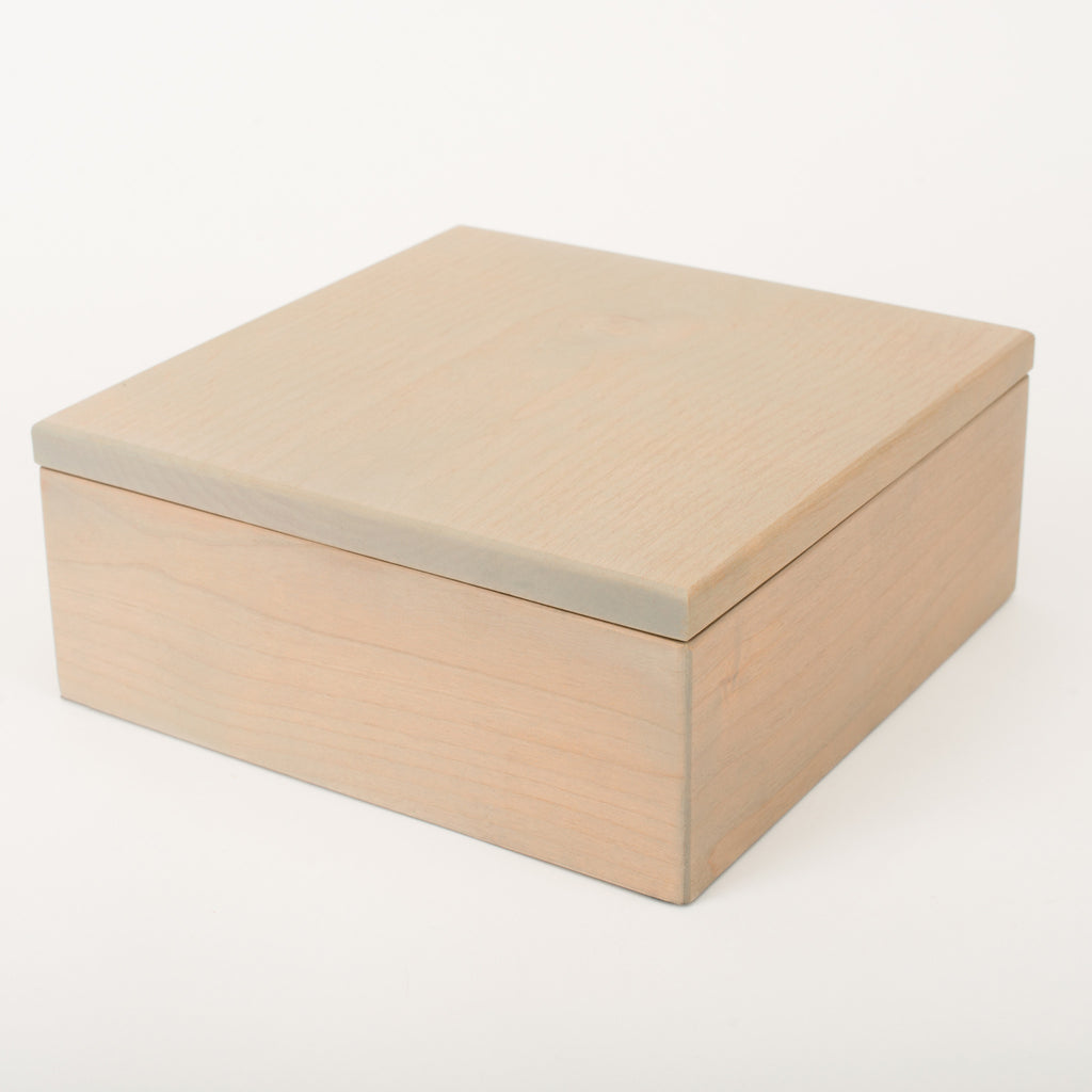 Medium Keepsake Box in Cove