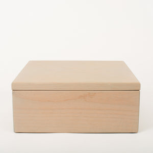 Large Keepsake Box in Cove