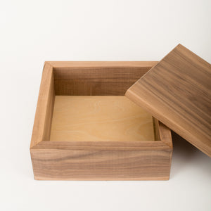 Medium Keepsake Box in Thistle