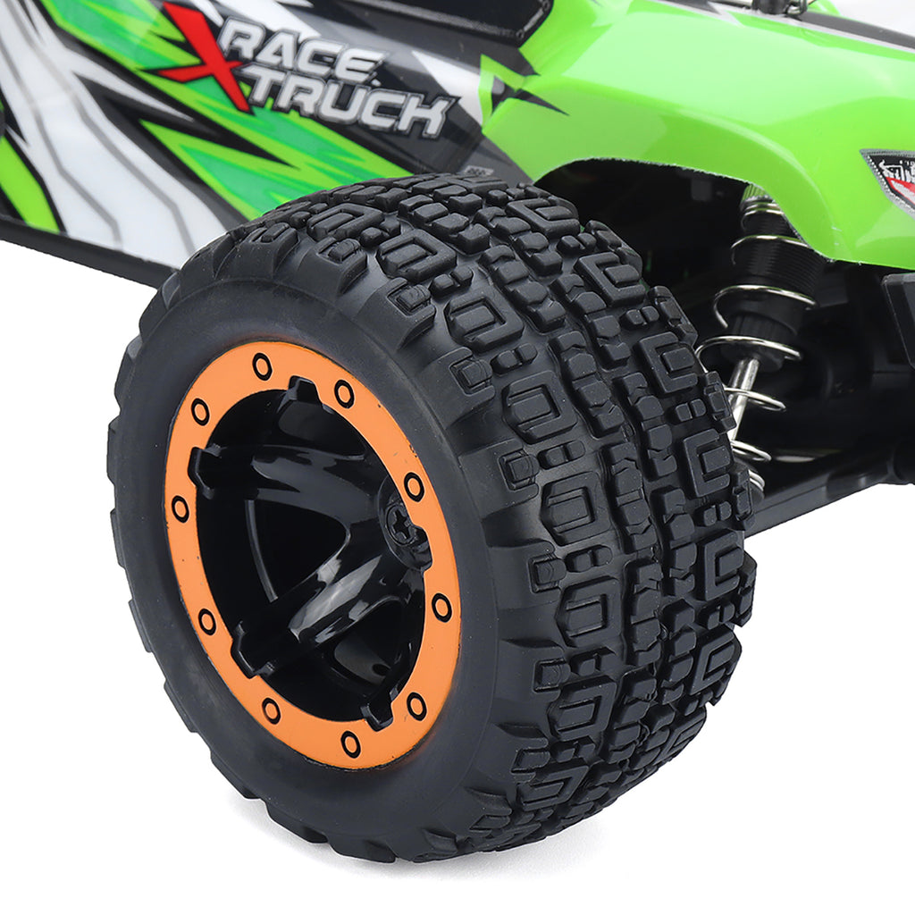 2.4G 1/16 Brushless RC Car High Speed 27mph Vehicle