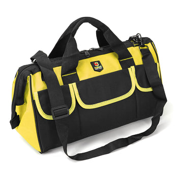 Portable Tool Bag Heavy Duty Storage Pouches Contractor Carry Shoulder