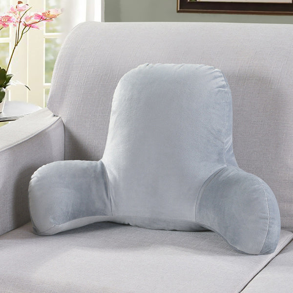 BackRest Pillow Cotton Bed Cushion Neck Relaxation Back Pillow