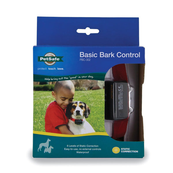 No Bark Collar Anti-Bark Dog Collar