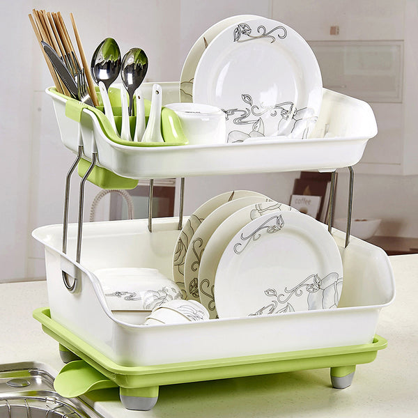 Dish Rack Drying Rack Dish Drainboard