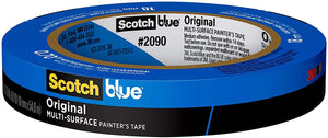 Scotch Masking Tape 1""
