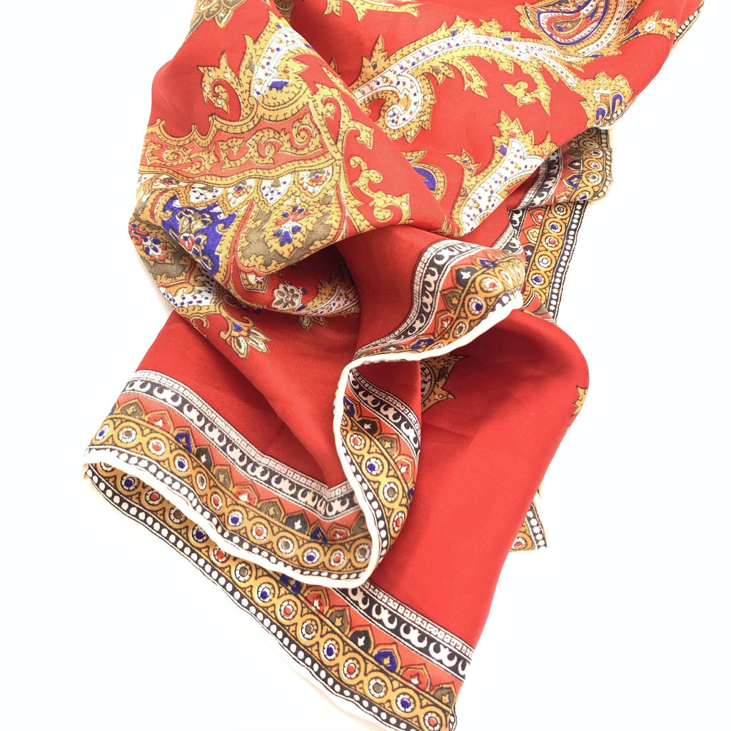 SILK SCARVES MIX OF 20