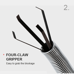 80c Multifunctional Cleaning Claw