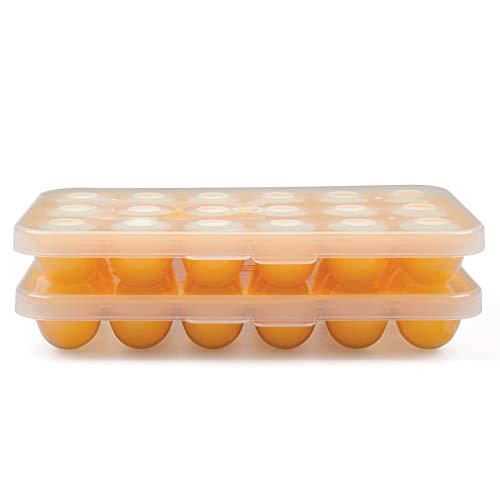 Silicone Baby Food Storage Tray
