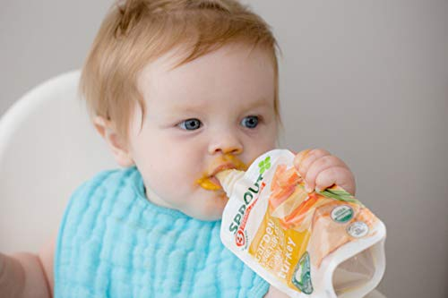 Sprout Organic Baby Food Pouches Stage 3