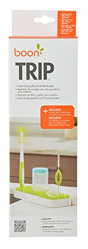 Travel Drying Rack for Baby Bottles and Brushes