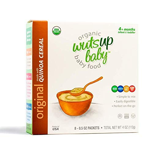 Organic Quinoa Infant & Baby Cereal