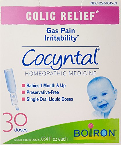 Homeopathic Medicine for Colic Relief