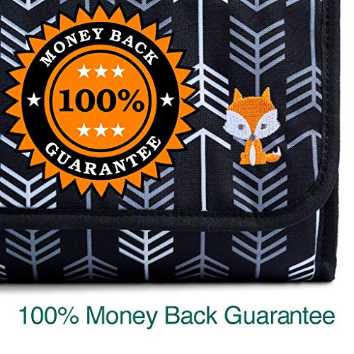 Portable Diaper Changing Pad by Lil Fox