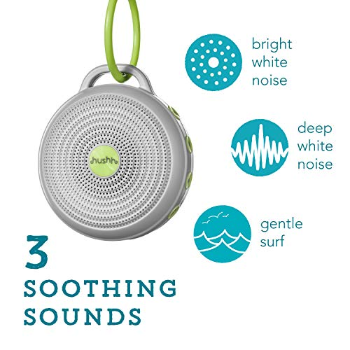 Portable White Noise Machine by Marpac Hushh