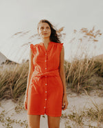 Load image into Gallery viewer, Jena Dress in Red