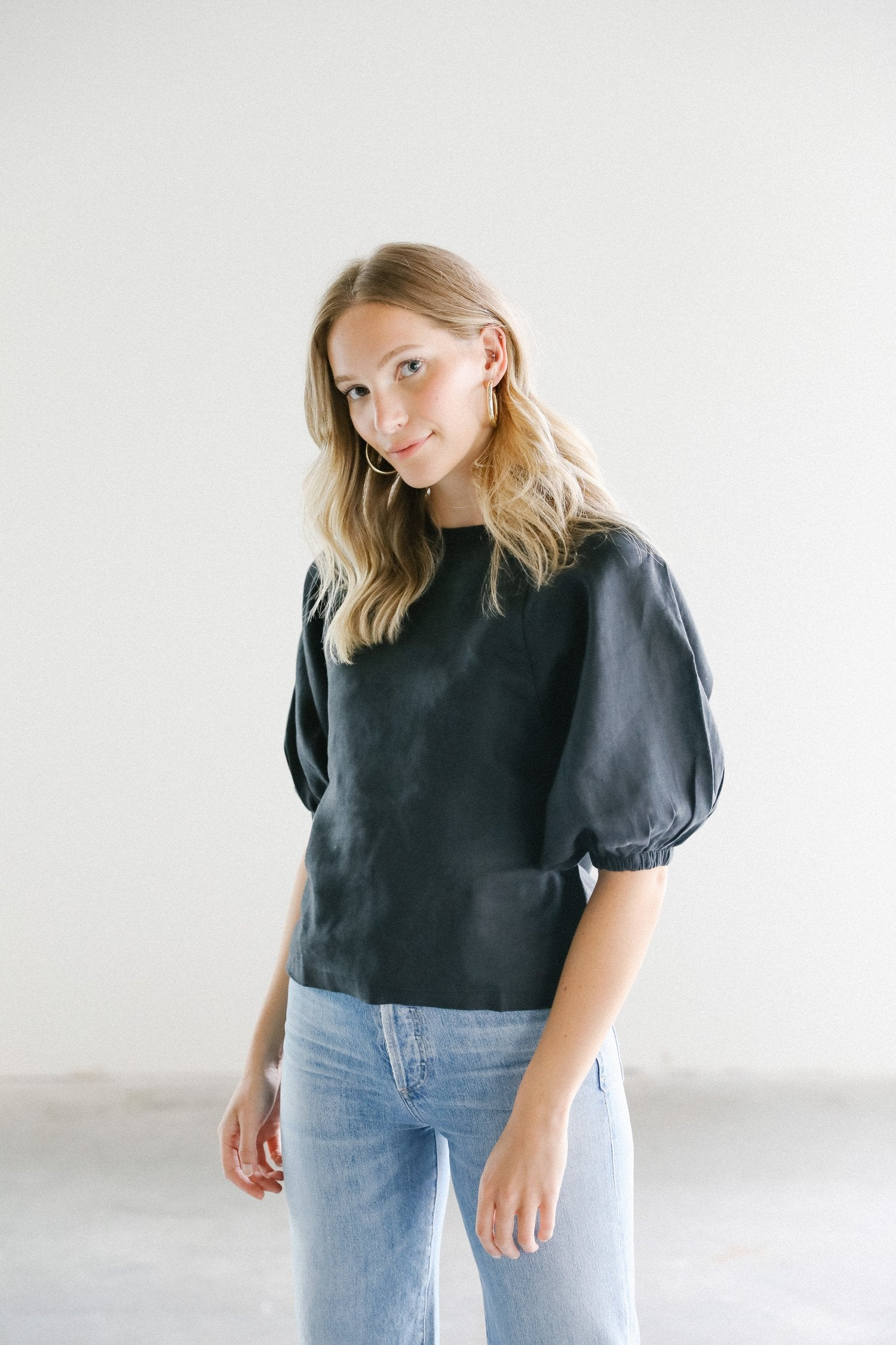 Spirit Top - Black