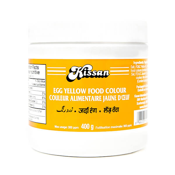 Kissan Egg Yellow Food Colour