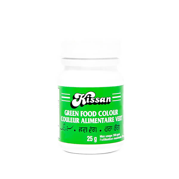 Kissan Green Food Colour