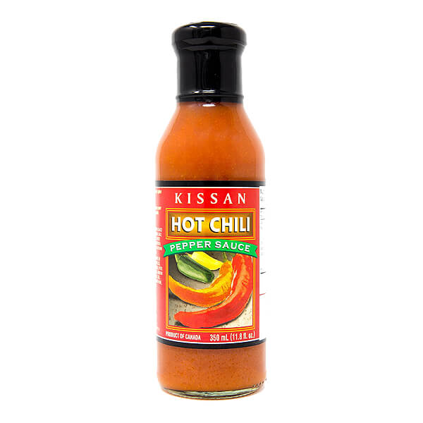 Kissan Hot Chili Sauce