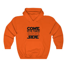 Load image into Gallery viewer, Heavy Blend™ COME TO THE BARK SIDE Hooded Sweatshirt