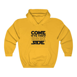 Heavy Blend™ COME TO THE BARK SIDE Hooded Sweatshirt