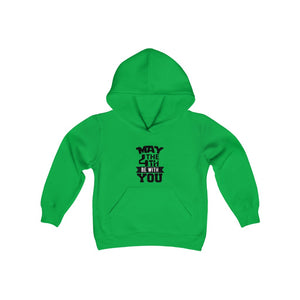 Youth Heavy Blend Hooded Sweatshirt MAY THE 4TH BE WITH YOU