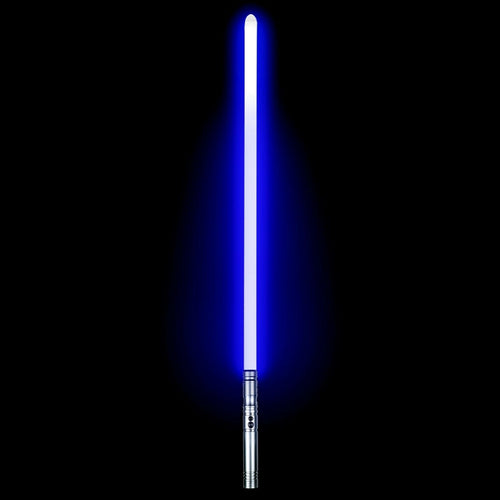 Lightsaber RGB Force FX Heavy Dueling Color Changing Metal Handle Lightsaber