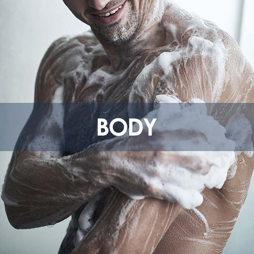 Mens Body Products, Mens Skincare - AlphaGuy