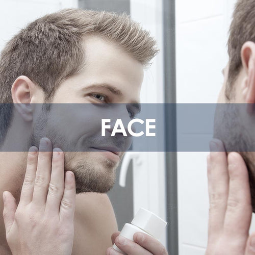 Mens Face Products, Mens Skincare - AlphaGuy