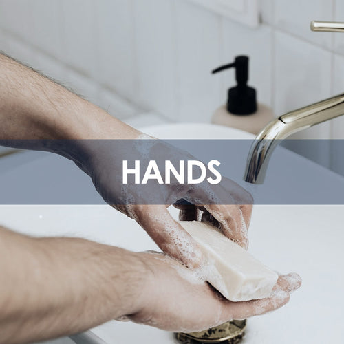 Mens Hand Products - AlphaGuy
