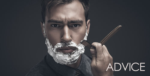 Mens Shaving Advice, Shaving Tips, Mens Shaving - AlphaGuy