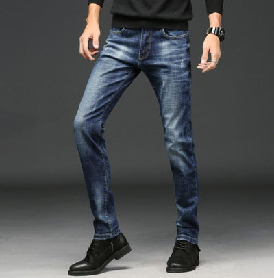 Classic Stretch Jeans - Swag Shack
