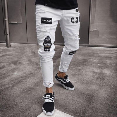 Men's Pencil Pants - Swag Shack