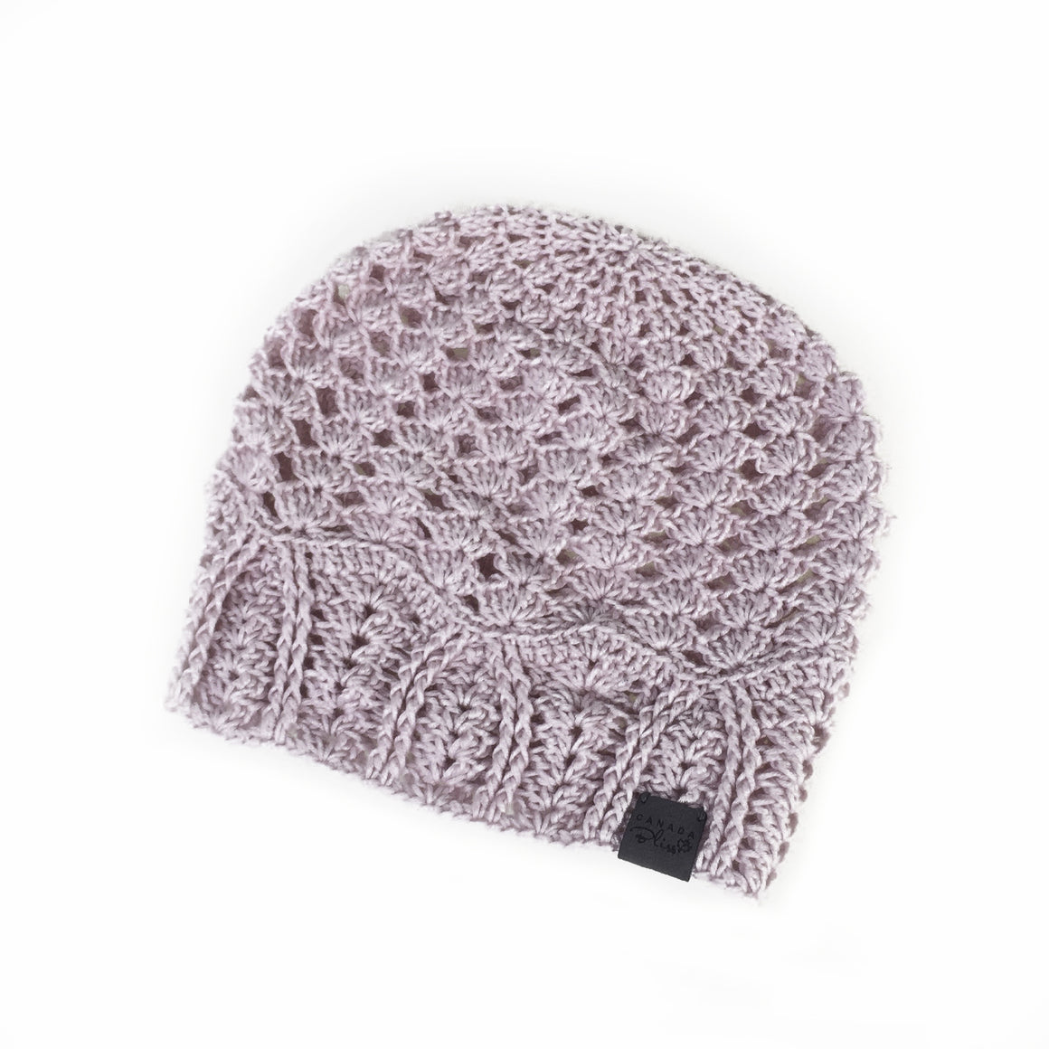 Pink Cherish Bamboo Lightweight Hat Crochet Knit Hat Canada Bliss Hot Accessories Celebrity Fashion Style Beanie Spring Summer Fall Winter Fashion