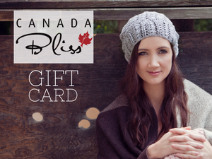 Canada Bliss® Gift Card