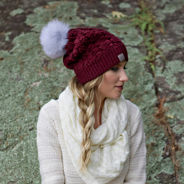 Dreams Pom Pom Hat  f0e77fc03