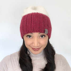 Convertible Hat | Crochet Knit Hat | Unisex hat | Beanie for winter