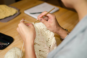 LET'S CROCHET A GORGEOUS ALPACA HAT! (April 18 & 25, 2020) | Intermediate, Crochet Class